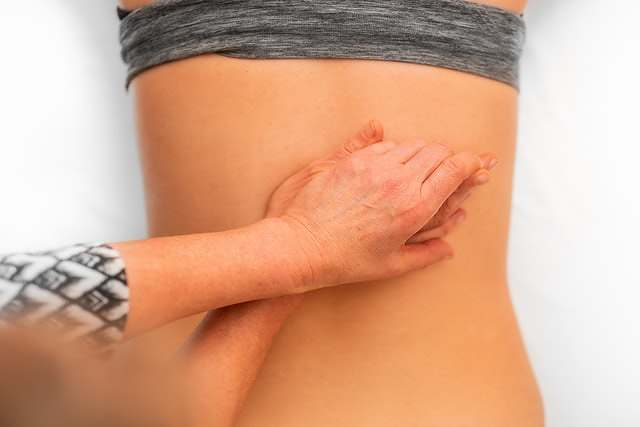 Back Pain Osteopathy
